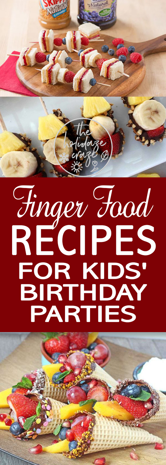 Finger Food Recipes, Birthday Parties for Kids, Kids Birthday Party Snacks, Food for Birthday Parties, Recipes, Finger Food Recipes, Kid Friendly Recipes, Popular Pin