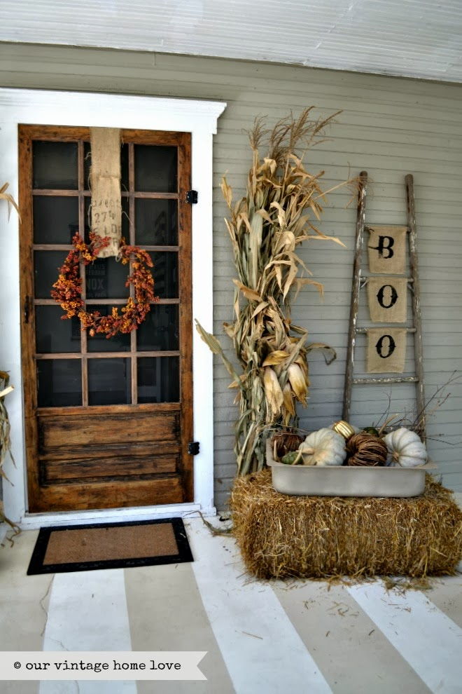 Halloween Porch Ideas, Halloween Front Porch, DIY Porch Decor, Porch Decor, Fall Porch Ideas, DIY Home Decor, Holiday Home Decor, Holiday Porch Decor