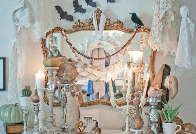 Mantel Decorations, Fall Decorations, DIY Fall Decor, DIY Mantel, Decorating Your Mantel for Fall, DIY Fall, Holiday Home Decor