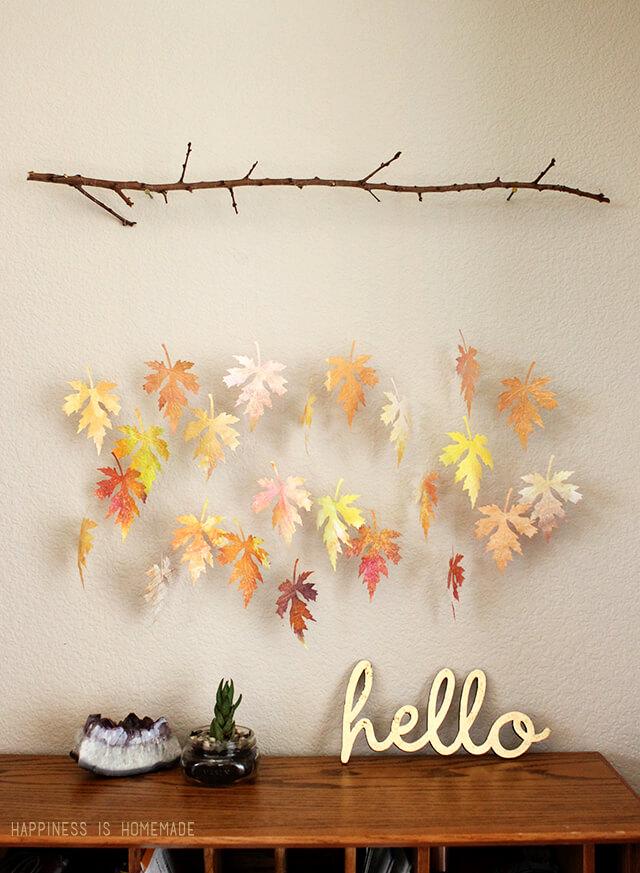 Walls for Fall | Fall Decor, DIY Fall Decor, DIY Home Decor, Home Decor for Fall, Autumn, Autumn Home, Wall Decor, DIY Wall Decor, How to Make Your Own Wall Decor, Home Decor DIYs