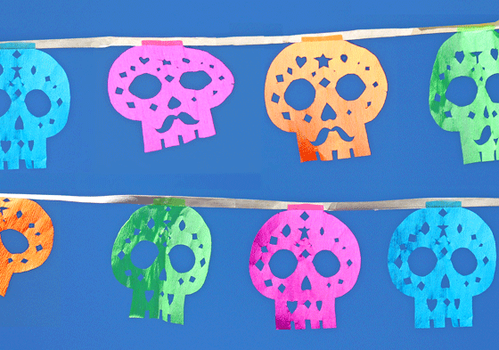 9 Party Ideas for Dia De Los Muertos -Party Ideas for Day of the Dead, Day of the Dead Party Ideas, Dia De Los Muertos Party Ideas, Dia De Los Muertos DIY Projects, Popular Pin