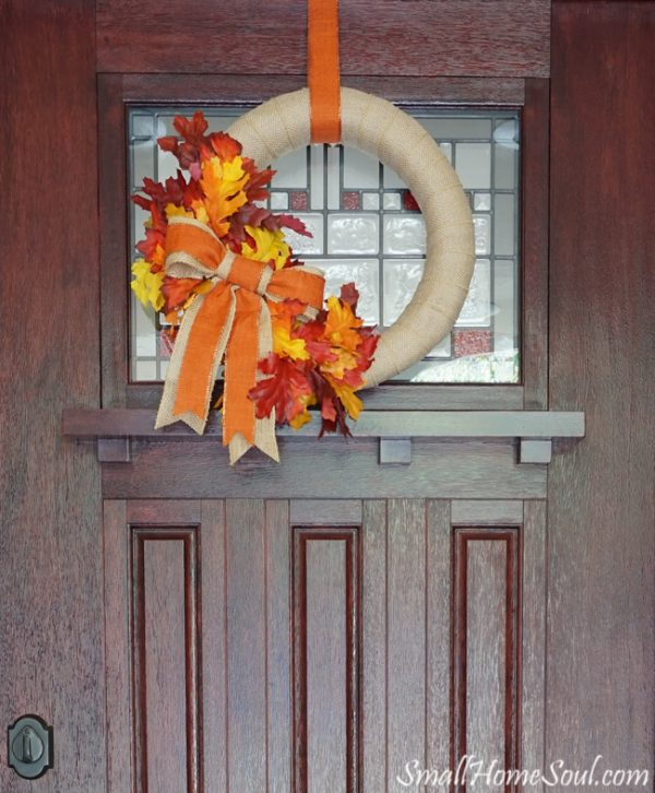 DIY Wreaths for Fall, Wreaths for Fall, Fall Wreaths, Fall Decor, DIY Wreaths, How to Make Your Own Fall Wreaths, Make Your Own Wreaths for Fall, DIY Wreaths, Simple Wreaths for Fall