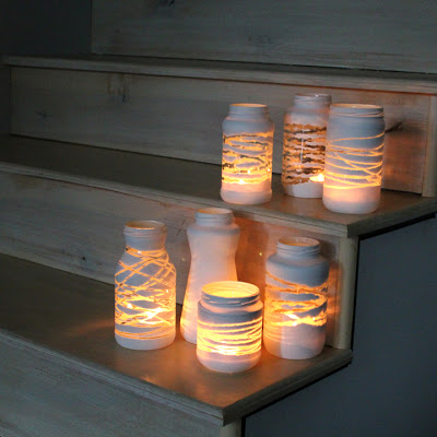 10+ DIY Luminaries to Light Up Your Fall| Fall Luminaries, DIY Fall Luminaries, Fall Home Decor, Fall Home Decor Hacks, Fall Home, DIY Home Decor, Fall Luminarie Projects, Fall Porch Decor, Fall Porch Decor Hacks