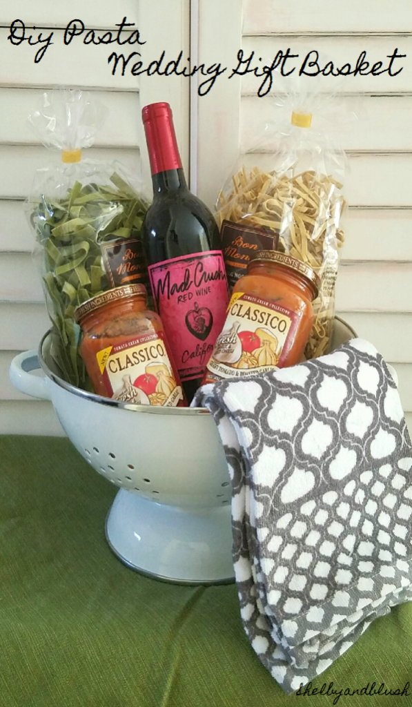diy gift baskets for any occassion