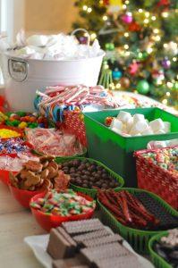 12 Days of Christmas Parties   Christmas Parties, DIY Christmas Parties, Christmas Party Ideas, DIY Christmas Party, Holiday Party, Holiday Party Hacks