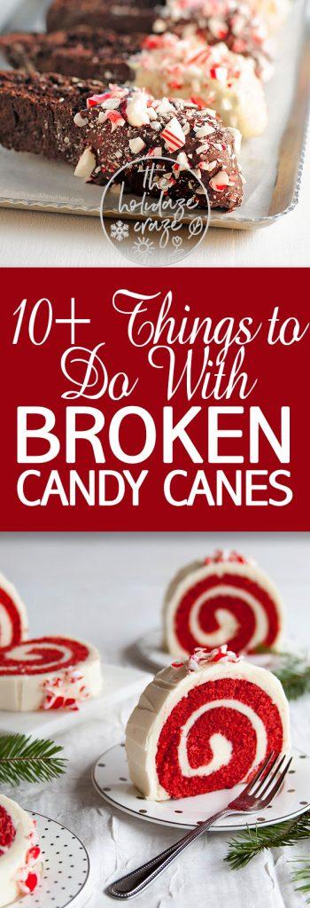 Broken Candy Canes | DIY Broken Candy Cane Crafts | What to do With Broken Candy Canes | Broken Candy Cane Crafts | Broken Candy Canes | Tips and Tricks for Broken Candy Canes