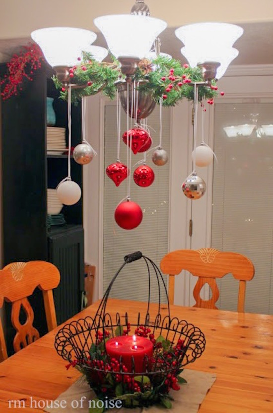 DIY Christmas Decor For the Kitchen| Christmas, Christmas Home Decor, Christmas Kitchen Decor, DIY Holiday Decor, Holiday Decor, Kitchen Decor