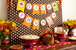 Thanksgiving | Give Thanks Event | Give Thanks | Thankful | Holiday Season | Show Thanks Event | Show Thanks