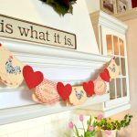 Decorate For February From the Dollar Store!  Dollar Store, Dollar Store Decor, Valentines Day Decor, DIY Dollar Store Crafts, Dollar Store Crafts, Crafts, Valentines Day Crafts, Simple Valentines Day Crafts, popular Pin #ValentinesDay #Crafts #DollarStore