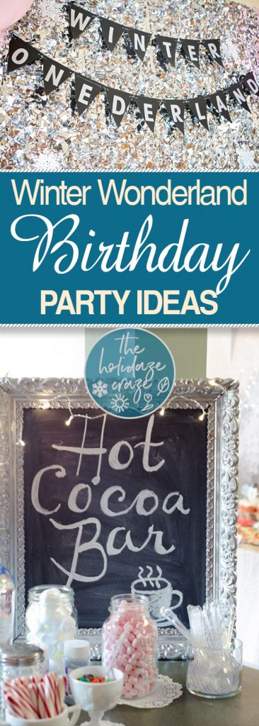 Winter Wonderland Birthday Party Ideas| Winter Wonderland, Winter Wonderland party, Birthday Party, Birthday party Ideas, Party Ideas, Party Planning Ideas, Popular Pin #BirthdayParty #PartyIdeas