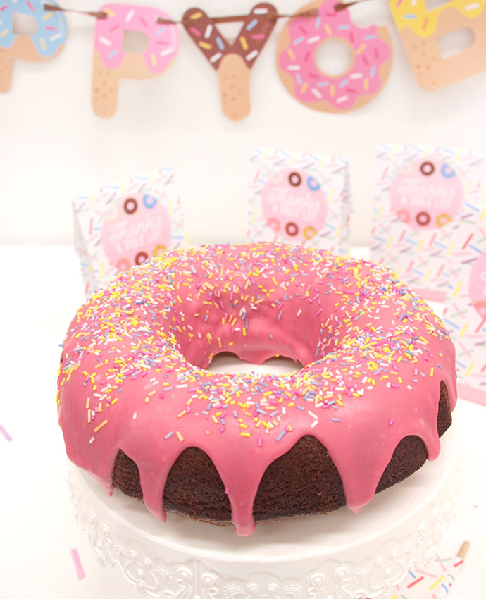 Donut Miss These Birthday Party Ideas