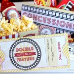 How to Throw the ULTIMATE Movie Night| Movie Night, Movie Night Party, Themed, Themed Parties, Themed Party Ideas, DIY Parties, DIY Parties for Kids, Party Ideas, DIY Party, Movie Night Party, DIY Movie Night #MovieNightParty #ThemedParty #PartyIdeas