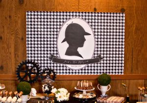 Sherlock Holmes Birthday Ideas Worth Investigating| Party Ideas, Birthday Party Ideas, Birthday Party IDeas for Teens, Birthday Party Ideas for Kids #PartyIdeas #BirthdayPartyIdeas