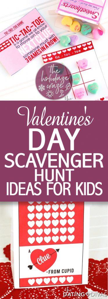Valentine's day | Valentine's Day Scavenger Hunt | Scavenger Hunt for Kids | Valentine's Day Scavenger Hunts for Kids | Valentine's Day Scavenger Hunt Ideas