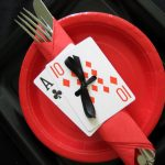 Throw The Best Poker Night Party! Poker Party, Poker Party Ideas, Party Ideas, Unique Party Ideas, Fun Party Ideas, Party Tips and Tricks