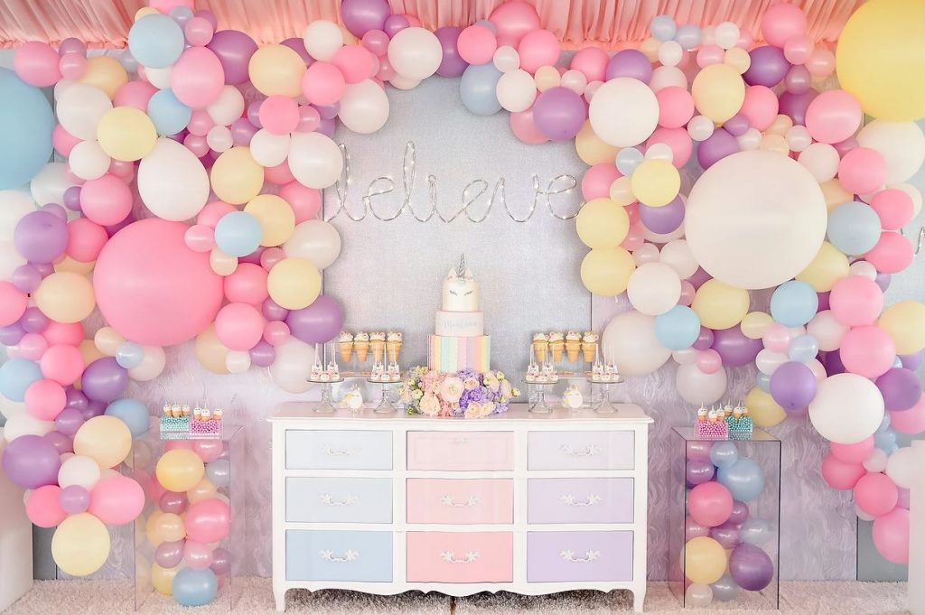 First Birthday Cake Themes