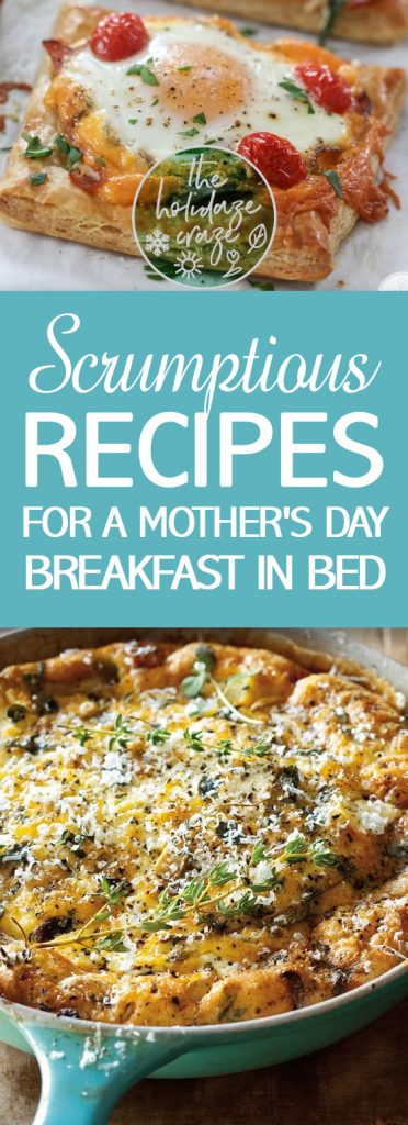 Scrumptious Recipes for a Mother's Day Breakfast In Bed | Mothers Day Breakfast In Bed, Breakfast Recipe, Mothers Day Ideas, Easy Breakfast Recipes, Breakfast Recipes Easy , Easy Breakfast Recipes