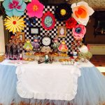 "10 ""Mad"" Alice In Wonderland Party Ideas 