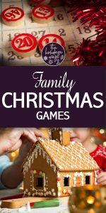 Family Christmas Games | Family Christmas Game Ideas | Family Christmas Traditions | Christmas Games | Christmas Traditions | Christmas Tradition Ideas