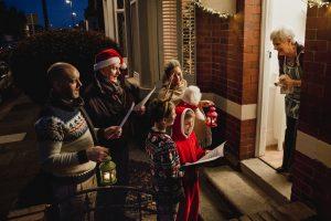 Christmas Caroling Ideas | Christmas Carols | Christmas Caroling | Christmas Traditions | Christmas Tradition Ideas | Christmas Traditions for the Family | Family Christmas Traditions