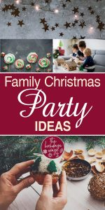 Family Christmas Party Ideas | Family Christmas Party | Family Party Ideas | Christmas Party Ideas | Party Ideas | Christmas | Christmas Parties | Christmas Celebration | Family Christmas Celebration