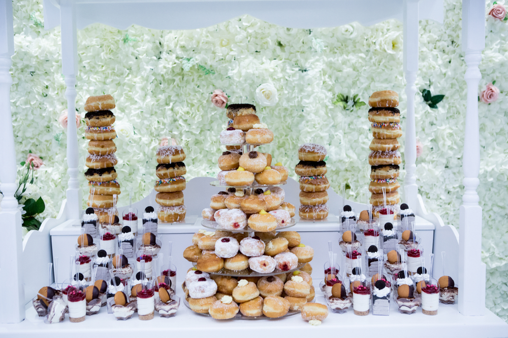 Donut | Donut Decor | Donut Displays | Donut Decor Ideas | Donut Display Ideas | Donut Decor Tips and Tricks | Donut Display Tips and Tricks | Party | Food | Donut Party