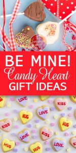 Candy Hearts | Valentine's Day | Valentine's Day Ideas | Valentine's Day Craft Ideas | Candy Hearts Valentines | Candy Hearts Valentines Ideas