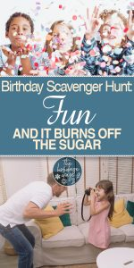 Birthday Party Ideas | Birthday Scavenger Hunt | Scavenger Hunt Ideas | Scavenger Hunt Birthday Party | Party | Party Ideas | Party Planning