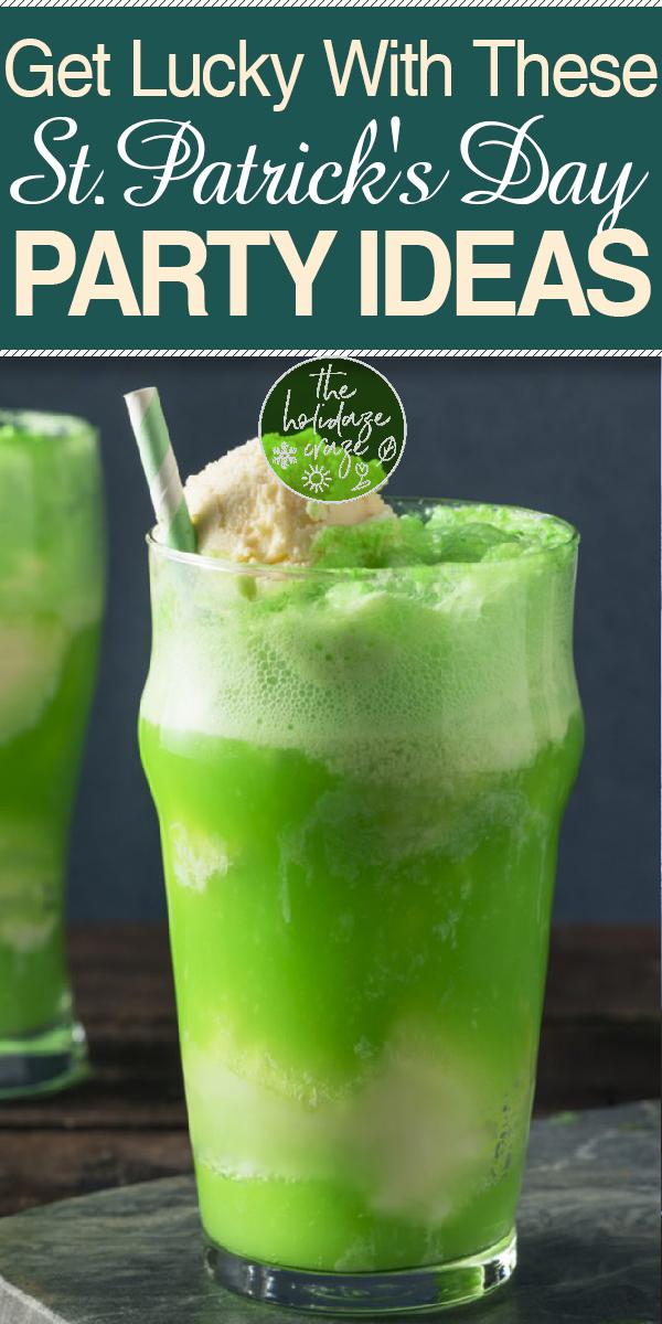 party | St. Patrick's Day | St. Patty's Day | St. Patrick's Day Party | St. Patty's Day Party | Irish | Luck | Green