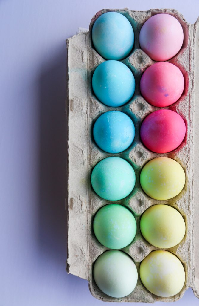 tissue paper | easter | easter eggs | eggs | tissue paper easter eggs | diy easter eggs | easter sunday | easter traditions