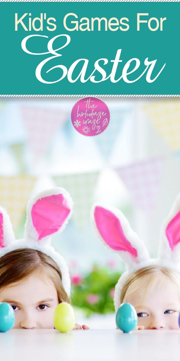 Easter games | Easter | games | Easter activities | Easter Sunday | kids | eggs | Easter eggs | Kid's games for Easter