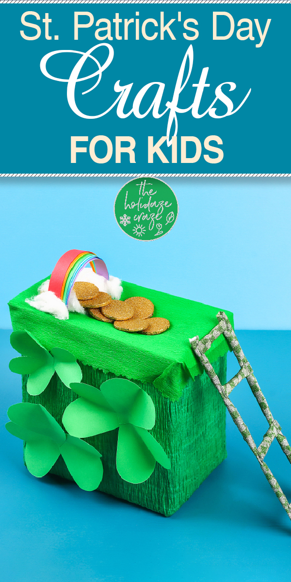 Patrick's Day | St. Patrick's Day | St. Patrick's Day Crafts | St. Patrick's Day Crafts For Kids | Crafts | Crafts For Kids | Kids | Kids Crafts | Irish | Green | Leprechaun
