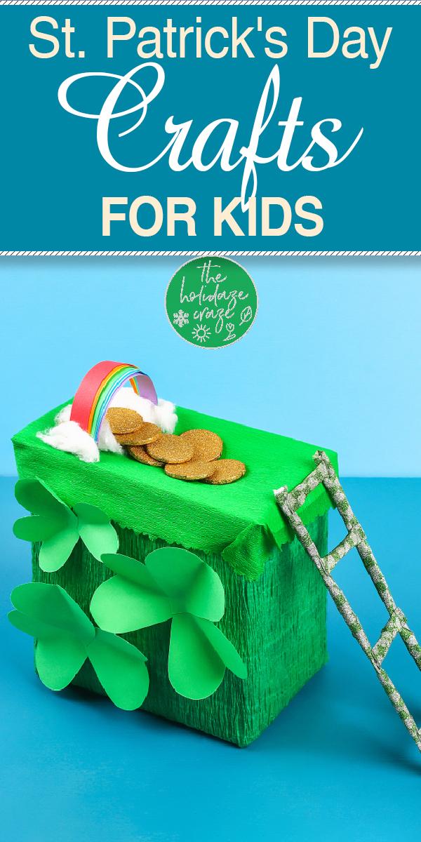 Patrick's Day | St. Patrick's Day | St. Patrick's Day Crafts | St. Patrick's Day Crafts For Kids | Crafts | Crafts For Kids | Kids | Kids Crafts | Irish | Green | Leprechaun