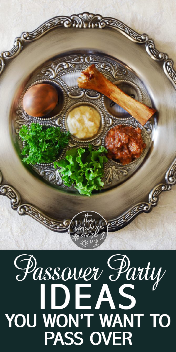 passover | passover week | passover party | passover party ideas | party | party ideas