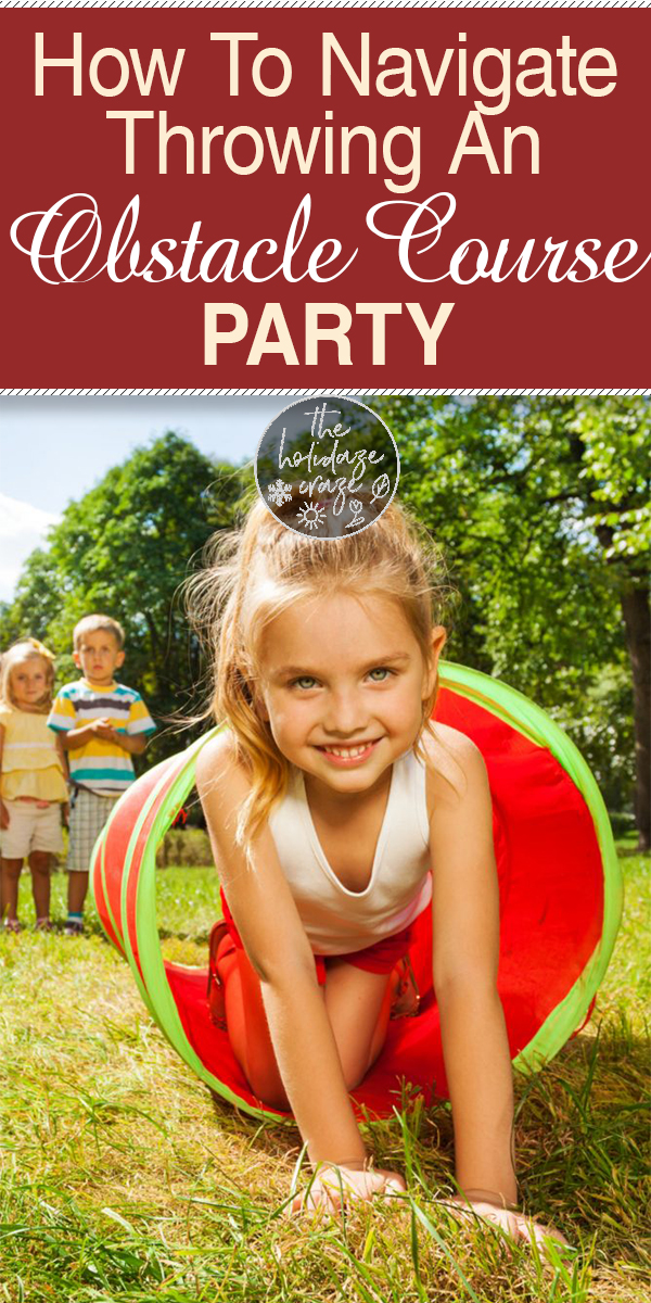 obstacle course party | party | party ideas | obstacle course party ides | kids | outdoors | summer | activities | summer activities | summer ideas | outdoor ideas