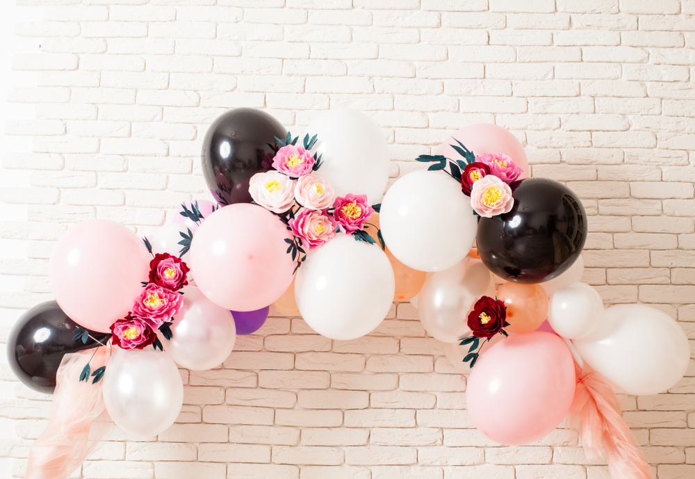 balloon arch | balloon | balloon decor | arch | arch decor | party | party decor | party decorations | how to | how to make a balloon arch | diy | diy balloon arch