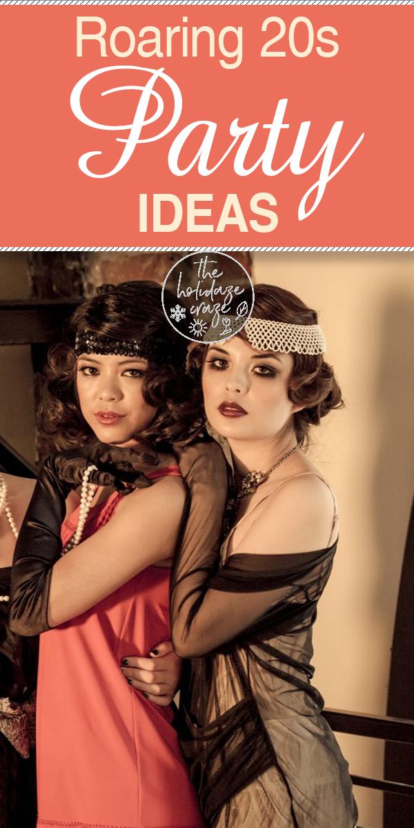 20s | 20s party | party | party theme | 20s party theme | roaring 20s | roaring 20s party ideas | party ideas
