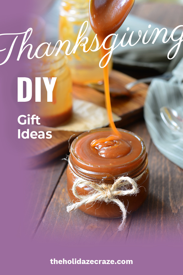 Are you thankful for your friends, family, neighbors, and or classmates? Then you want to show them how much they mean to you with our fun and easy Thanksgiving DIY gift ideas. Take a look and see what ideas you love.