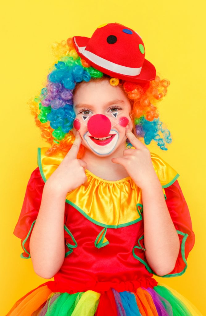 If you're going as a clown for Halloween this year, you'll need these amazing clown makeup tips