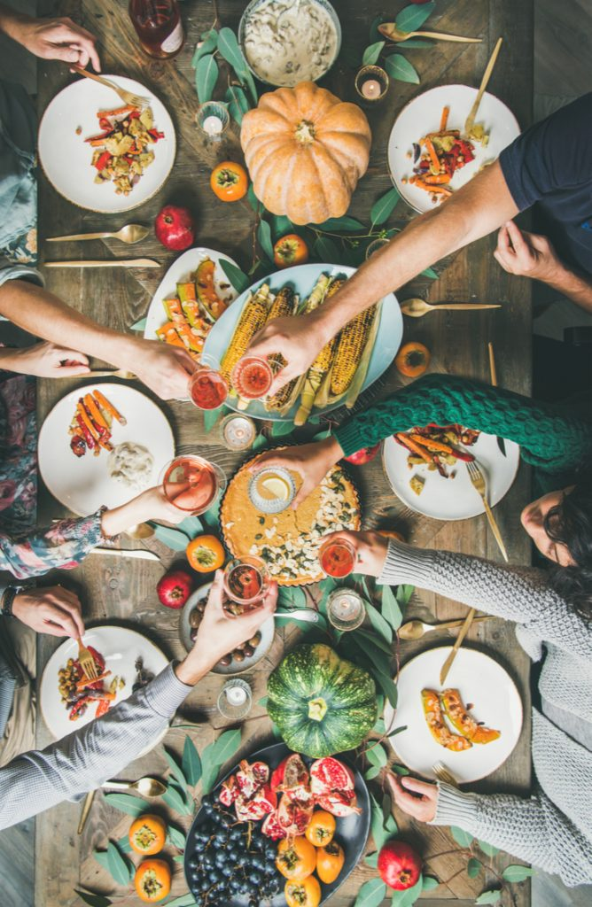 The holidays can be stressful, that's why it's important to have fun when you can. Try having a Friendsgiving this year. You will love it!
