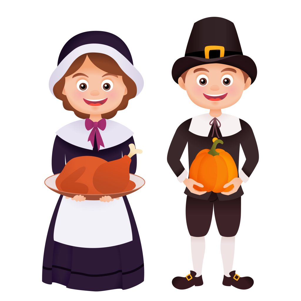 Everyone thinks of pilgrims when they think of Thanksgiving, right? Why not put some pilgrims in your yard with these DIY Thanksgiving yard decor ideas.