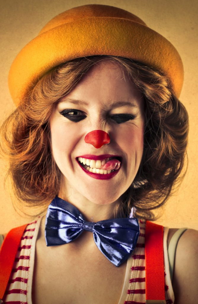 Here are some amazing clown makeup tips to get you ready for Halloween