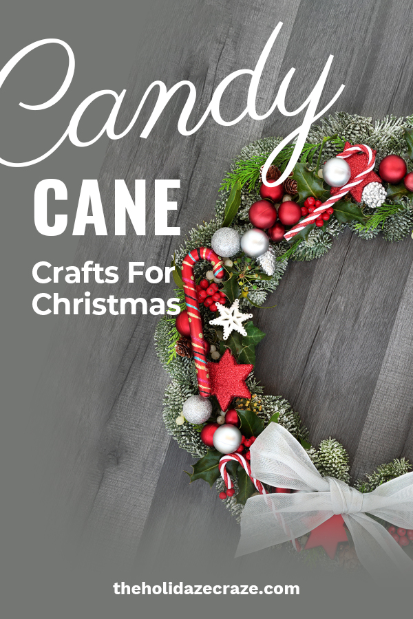 Nothing says Christmas more than candy canes We've got some awesome candy cane crafts for Christmas that you just can't resist. Get the whole family involved in these and see what you can create. Take a look at the ideas. Let me know which one you tried. #candycancrafts #DIYholidaycrafts