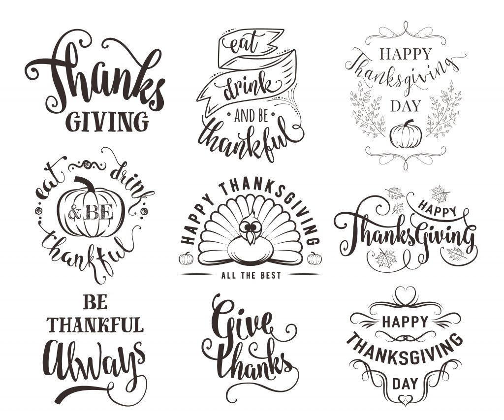 If you have a bunch of leftover food from Thanksgiving, you need to try these Thanksgiving take home bags. These labels will help keep everything organized too!