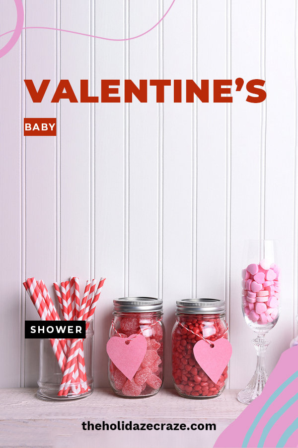 Love is in the air and it Valentine's is a great way to celebrate with a baby shower. Show off the love for the soon to be arrival with DIY ideas for invitations, decor, games, food and more. Learn how to play cupid with these easy to follow ideas that you will fall in love with. #babyshowerideas #valentinesbabyshower #DIYbabyshower