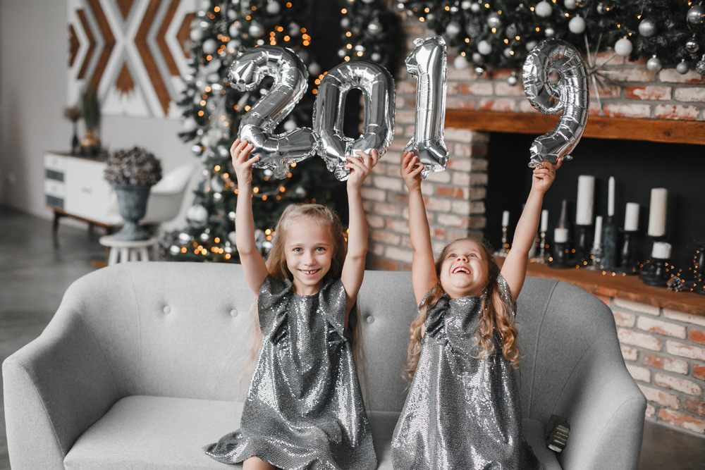 Having a balloon countdown is something that every little kid loves on New Years Eve. Here are a bunch of fun NYE games and activities for kids.