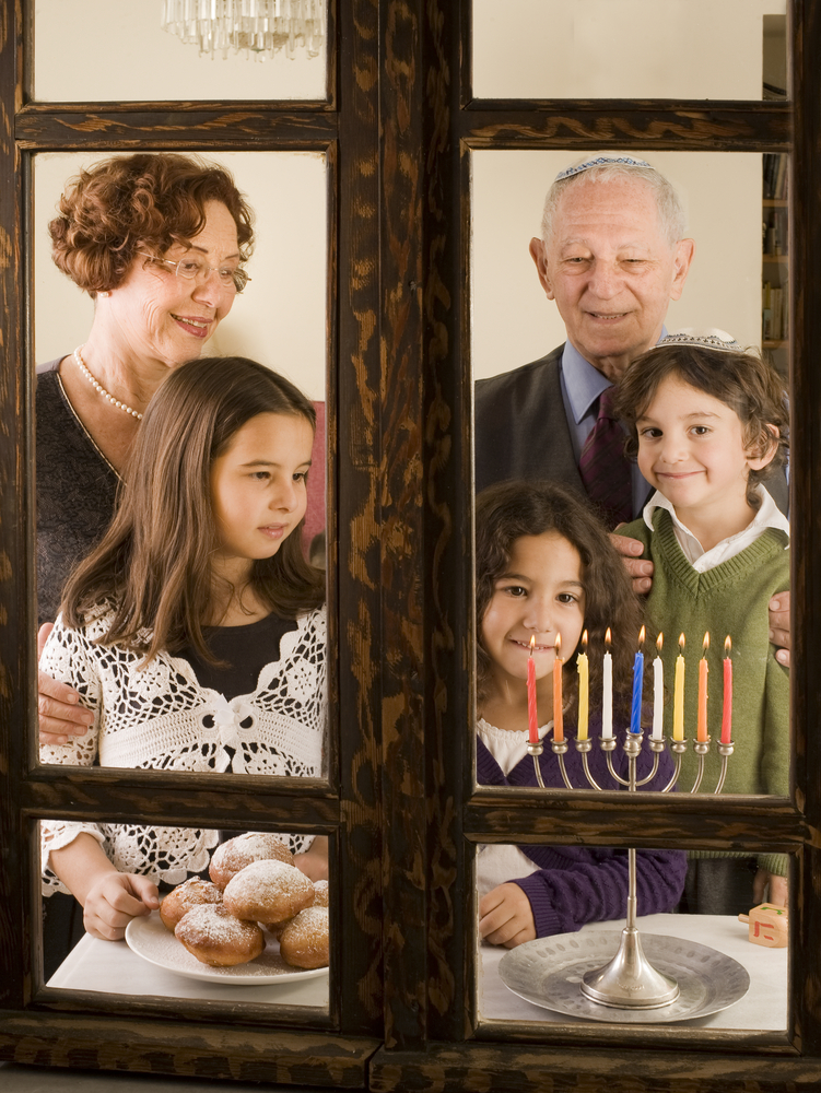 The Menorah is a very important part of Chanukah. Here are some amazing DIY Menorah ideas for you and your family to make.