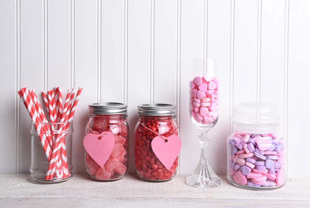 Nothing celebrates love like a new little baby so why not throw a Valentine's baby shower? These Valentine's baby shower ideas are amazing! No shower is complete without snacks.