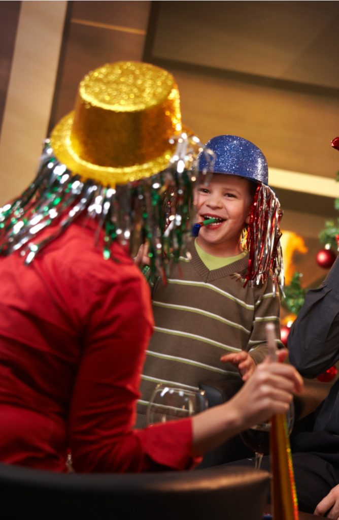 Minute to win it is a classic game, especially at a New Years Eve party. These fun NYE games and activities will ensure that the kiddos have fun!