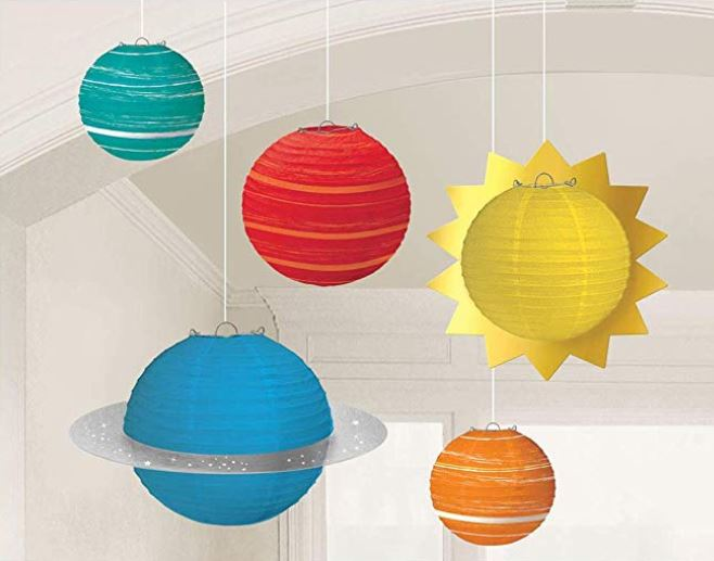 """If you have a kiddo turning two, you need to throw them a """"two"""" the moon birthday party! These """"two"""" the moon decor ideas are so cute and will help set the """"atmosphere"""" of the party."""
